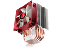 RAIJINTEK AIDOS CPU Cooler, 4pcs 6mm Heat-Pipe, 92mm PWM Fan, Compact Size CPU Cooler, Compatible with All Modern Sockets of Intel & AMD at Market, Easy Installation and User Friendly.