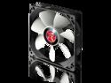 RAIJINTEK BOREAS ß-BW, 120mm x 25mm, 4pin PWM function, PC Case Fan, Cooling System Fan