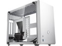 RAIJINTEK OPHION EVO WHITE, a SFF case (Mini-ITX), is designed to fulfill a smallest case built with max. possibility high-end, gaming and standard components.