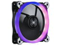 Raidmax 120 mm Customizable Addressable RGB LED Case Fan, ASUS Aura Sync and MSI Mystic Light Sync Compatible