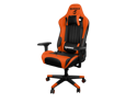 Drakon Gaming Chair Ergonomic Racing Style Pu Leather Bucket Seat, Headrest and Massage Lumber Support, 4D Adjustable Armrest