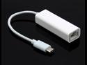USB-C USB 3.1 Type C Gigabit Ethernet RJ45 LAN Network Adapter Supporting 10/100/1000 Bit Ethernet Converter for Apple New Macbook ,Nokia N1,Lenovo Yoga,ASUS Zen AiO