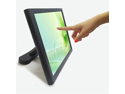 """NEW 15"""" POS type LCD Eunjin Touch monitor ED150 VGA DVI 5 Wire screen Kiosk Restaurant Touch Screen"""