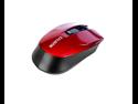 ZALMAN ZM-M520WR Red 4 Buttons 1 x Wheel USB Wireless Optical 16000 dpi Mouse