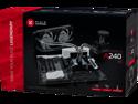 EKWB EK Fluid Gaming A240 Complete Dual 120mm Water / Liquid Cooling Kit 240mm