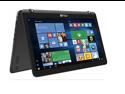 "Asus 2-in-1 Backlit Keyboard 15.6"" FHD Touchscreen Flagship Premium Gaming Laptop PC  Intel Core i7-7500U  NVIDIA GeForce 940MX Graphics  16GB RAM  2TB HDD  Thunderbolt Port  Windows 10 (Black)"
