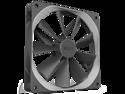 NZXT Aer F120 RF-AF120-B1 120mm High-performance Airflow PWM Fans