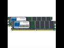 2GB (2 x 1GB) DDR 333MHz PC2700 184-PIN DIMM MEMORY RAM KIT FOR DESKTOPS/PCS