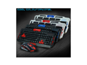 DSPY 8100 Multimedia Wireless Gaming Keyboard and Mouse With USB RF 2.4GHz, Anti-Ghosting Feature & WaterProof Design