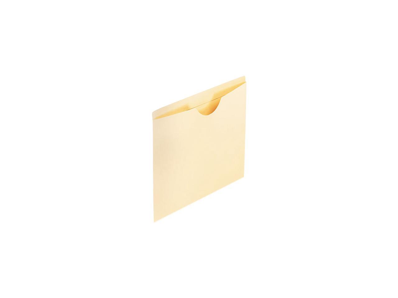 100 per Box Pendaflex 23900 Double-Ply Tabbed File Jackets Manila Legal Size