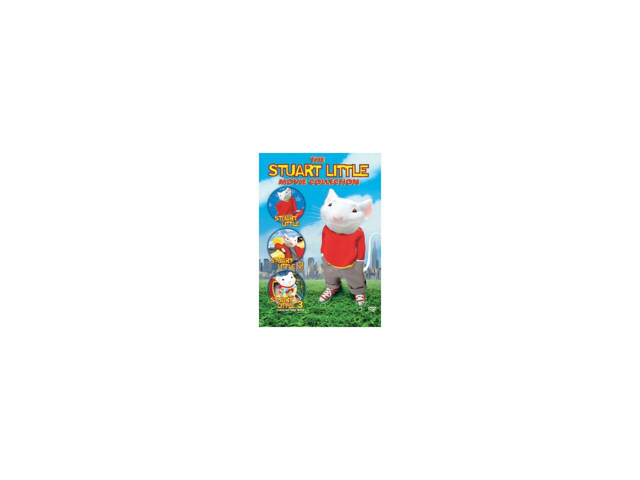 The Stuart Little Movie Collection Newegg Com