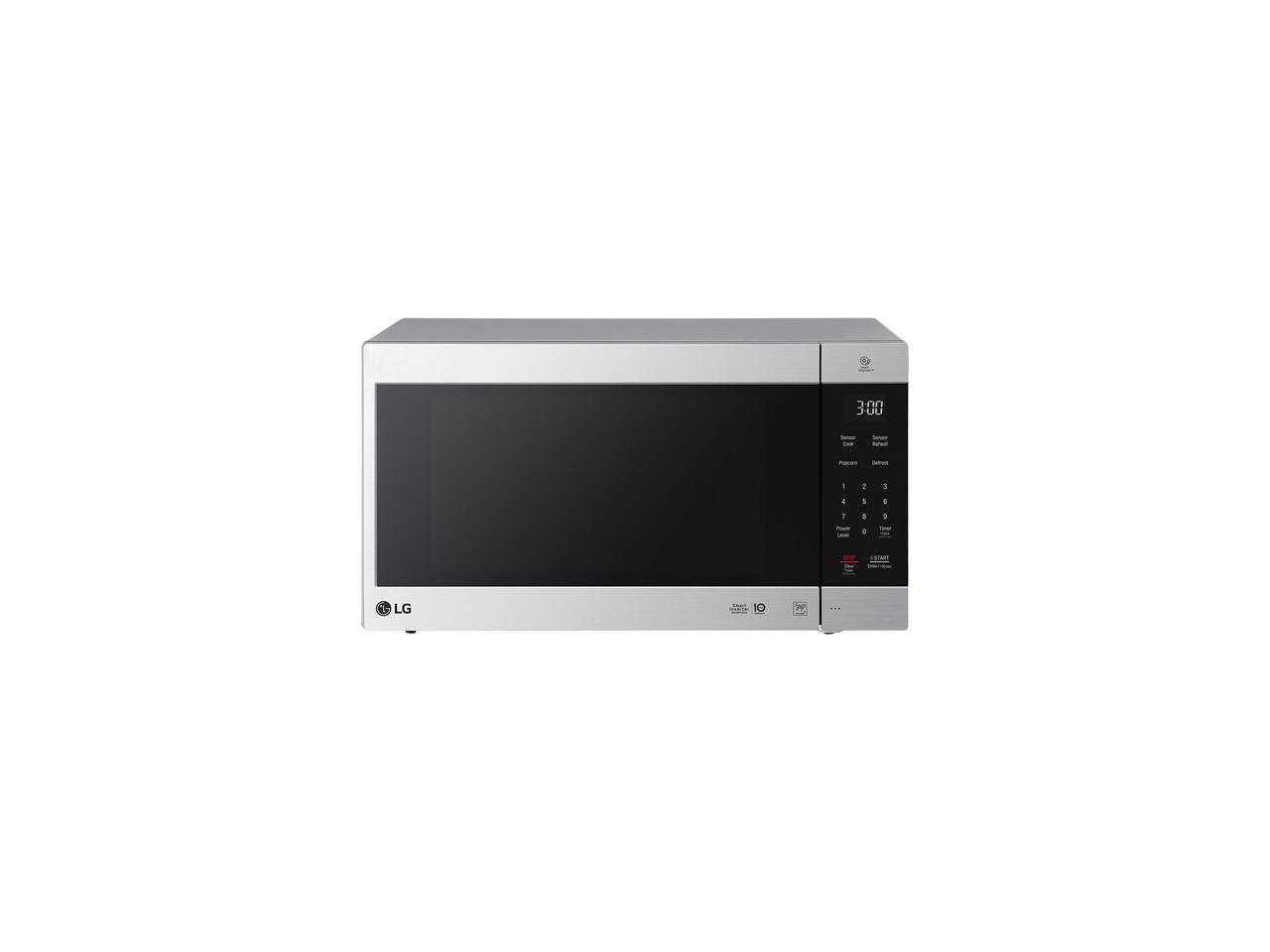 Lg Lmc2075st Neochef 2 Cu Ft 1200w Countertop Microwave