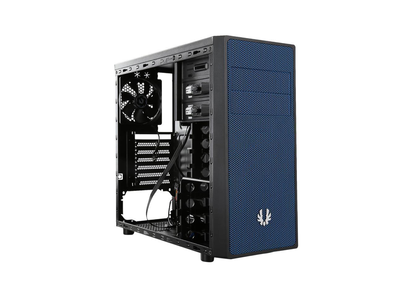 BitFenix Neos Bo/îtier PC Noir//Argent