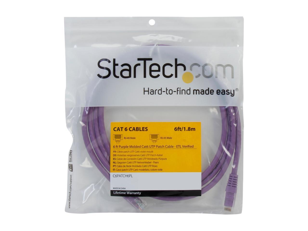 RJ45 Connection Network CABLE Violet RJ45 Purple 2m CAT5E UTP Wire Lead Ethernet