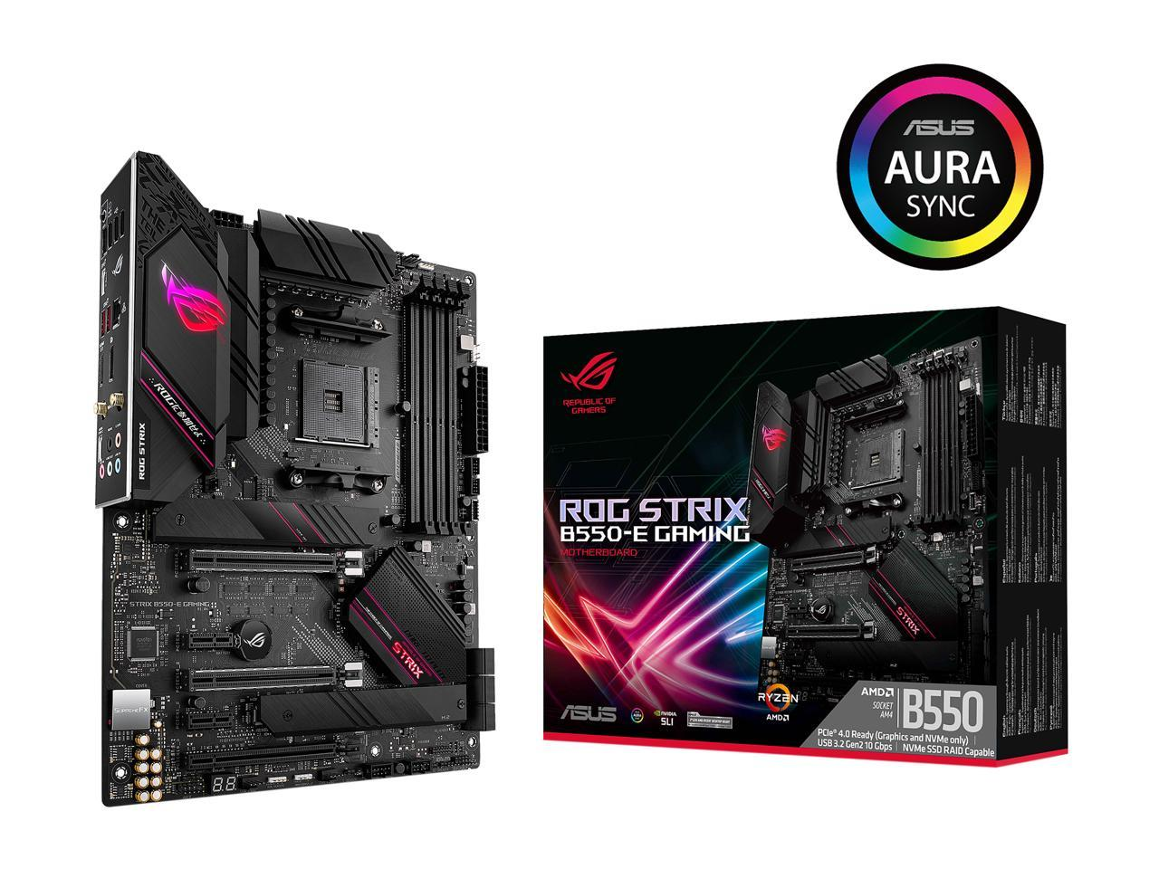 ASUS ROG Strix B550-E GAMING Motherboard