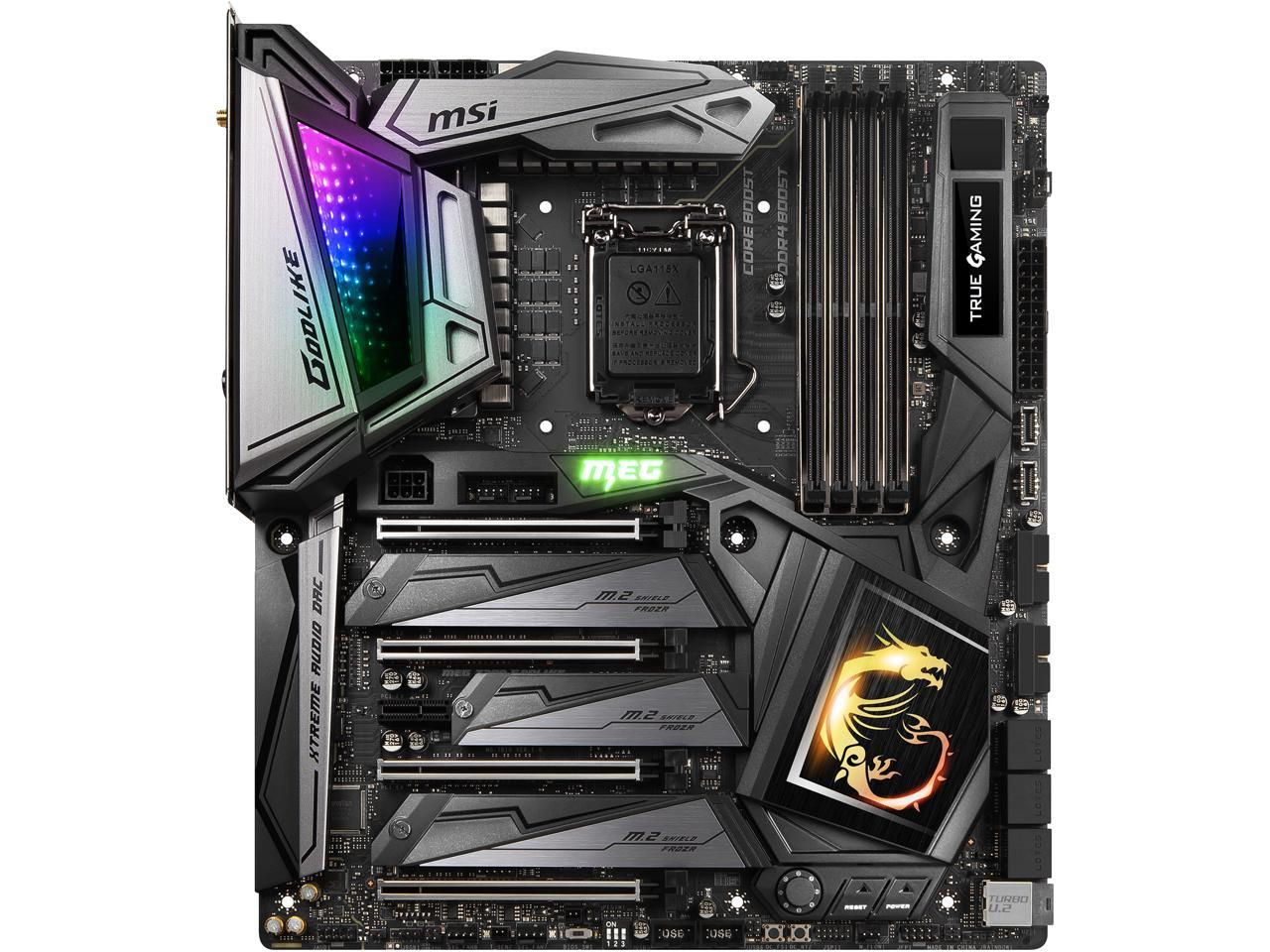 Best Motherboard For i9 9900k Video Editing