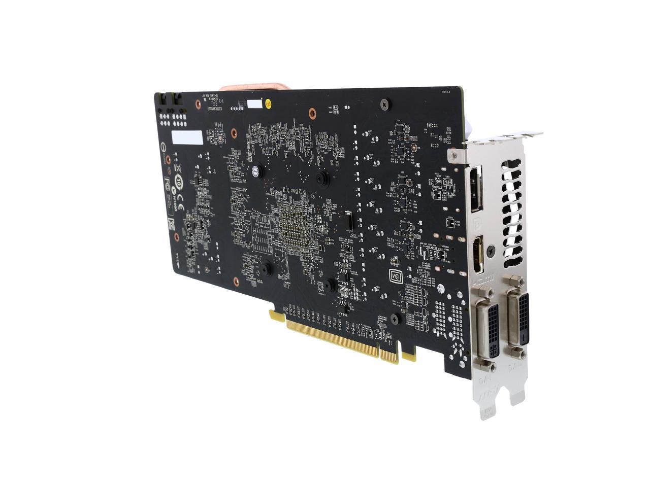 Msi Radeon R9 380 Directx 12 R9 380 2gd5t Oc Video Card