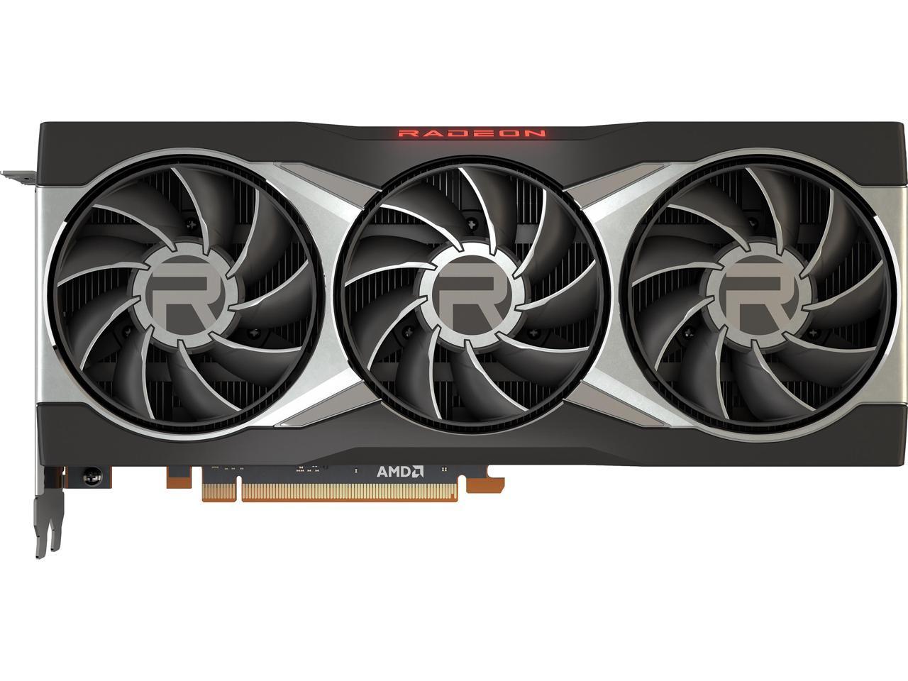 MSI Radeon RX 6800 DirectX 12 RX 6800 16G Graphics Card HDCP Ready 2X DisplayPort PCI Express 4.0 1x HDMI 2.1 w// Mytrix HDMI 2.1 Cable VR Ready 16GB 256-Bit GDDR6