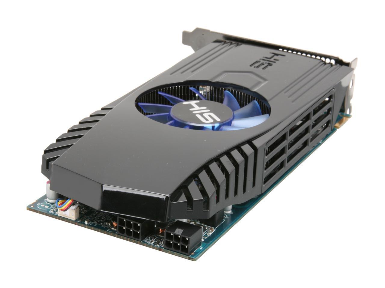 HIS Radeon HD 6870 DirectX 11 H687FN1GD Video Card ...