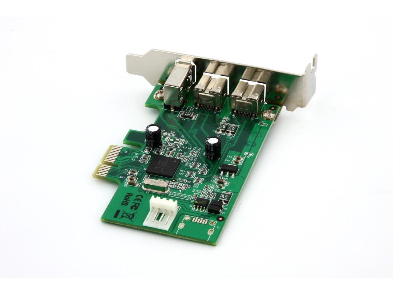 Replacement for STARTECH.COM PEX1394B3LP