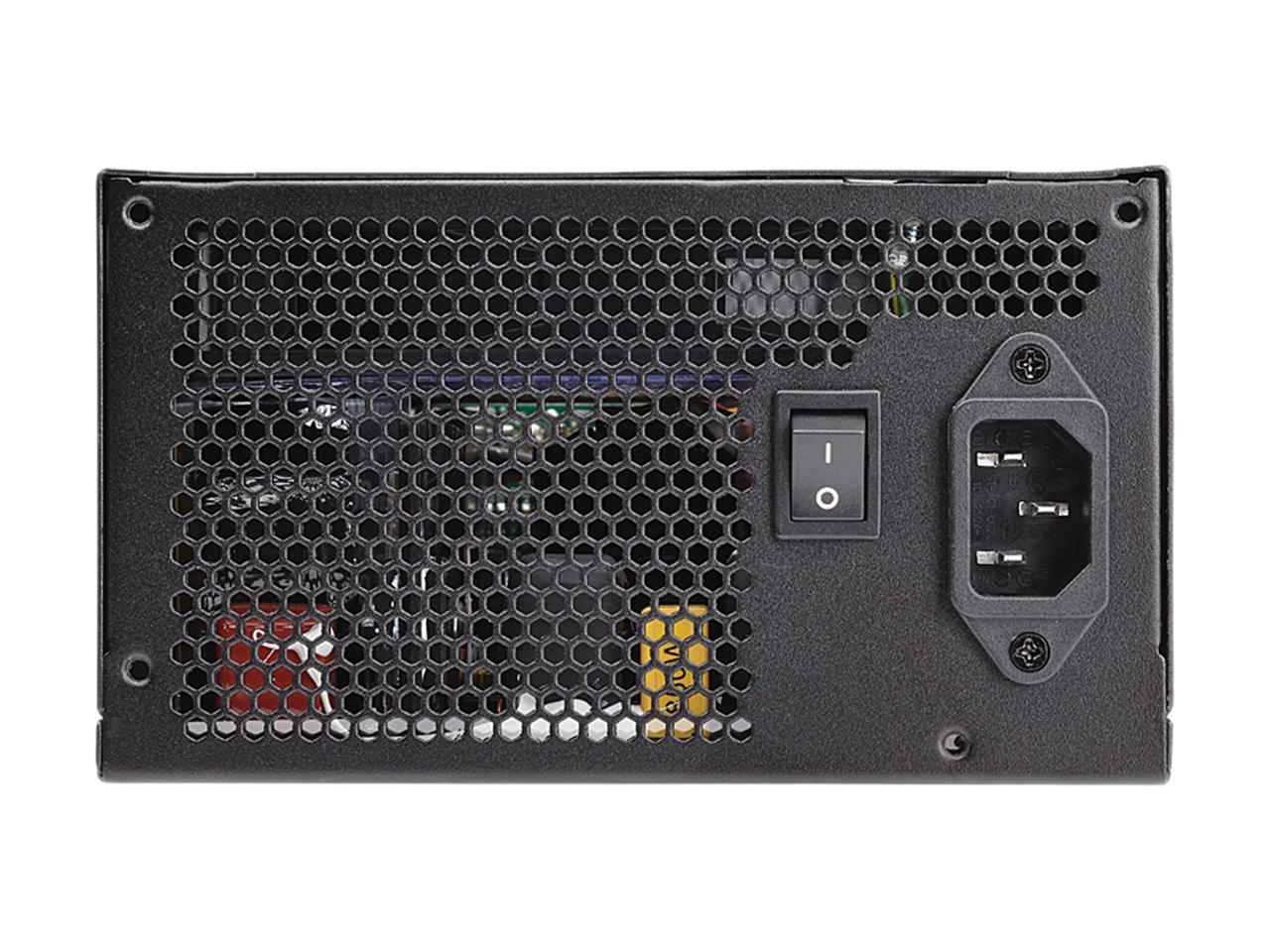Reacondicionado Certificado Fuente de alimentaci/ón ATX//EPS 750 W, Cables Semi modulares Gen 2, certificaci/ón 80 Plus Bronze EU Corsair CX Series CX750M CP-9020061-EU