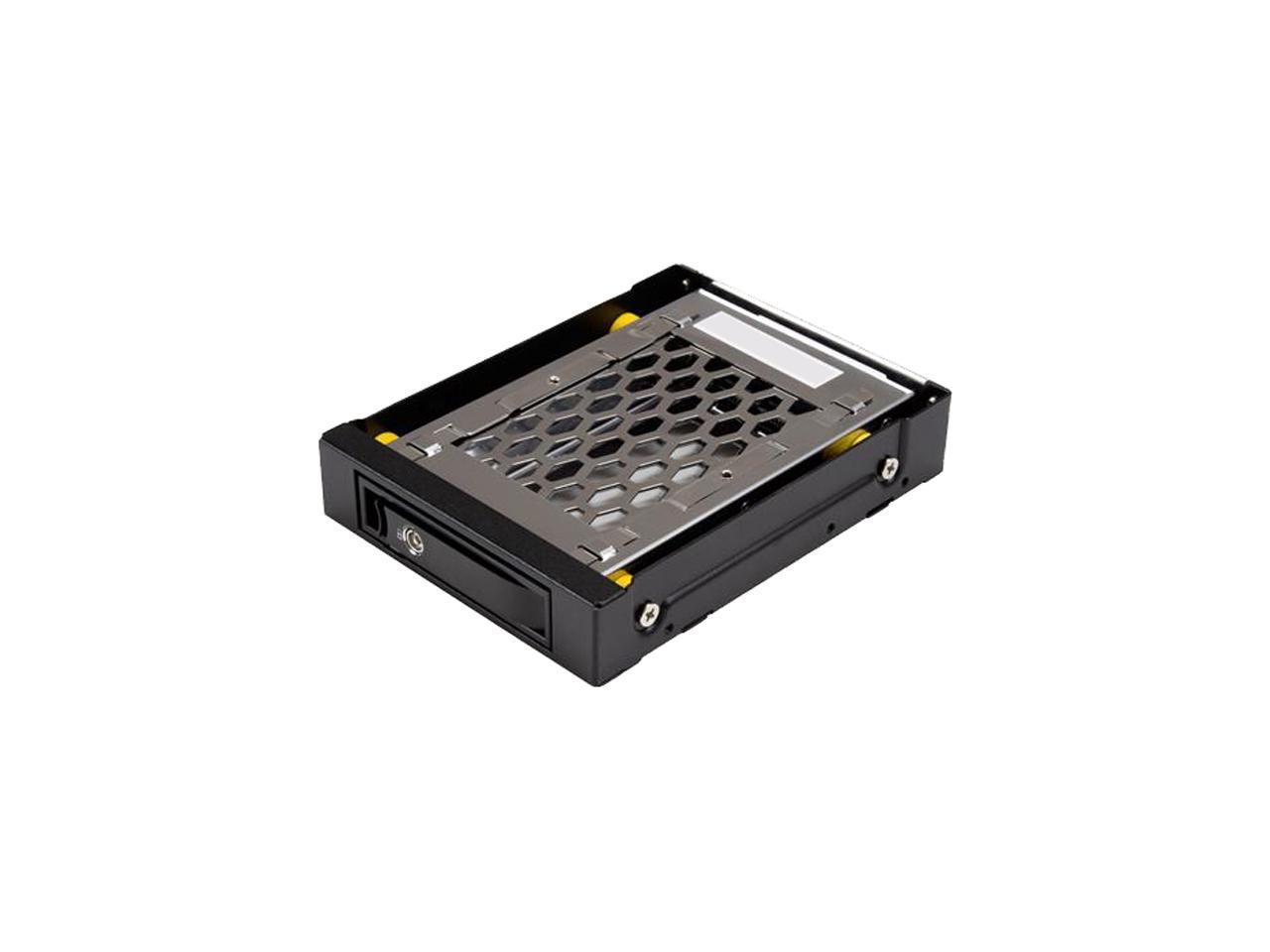 StarTech SATBP125VP 2.5 SATA Drive Hot Swap Bay - for 3.5 ...