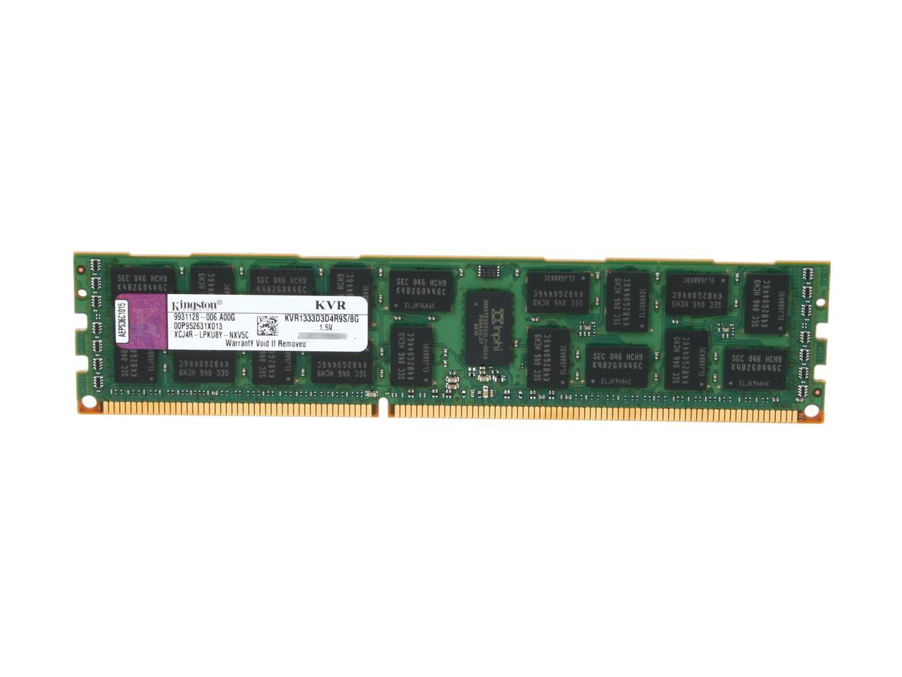 240-Pin DDR3 Udimm RAM Replacement for KVR1333D3N9HK4//32G Arch Memory 32 GB 4 x 8 GB
