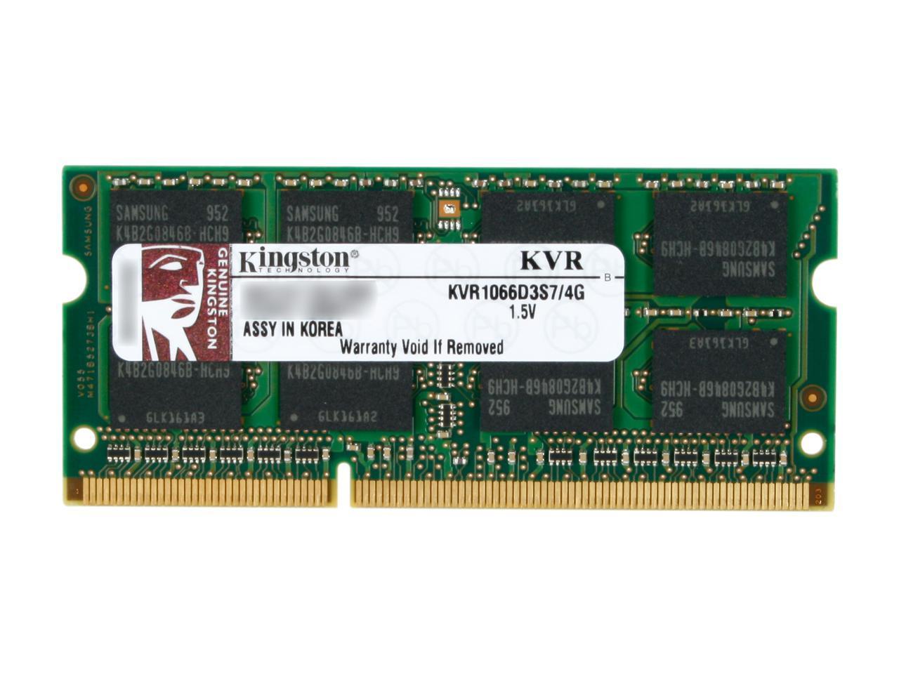 DDR3 1066MHz SODIMM PC3-8500 204-Pin Non-ECC Memory Upgrade Module A-Tech 4GB RAM for Toshiba Satellite E205-S1904