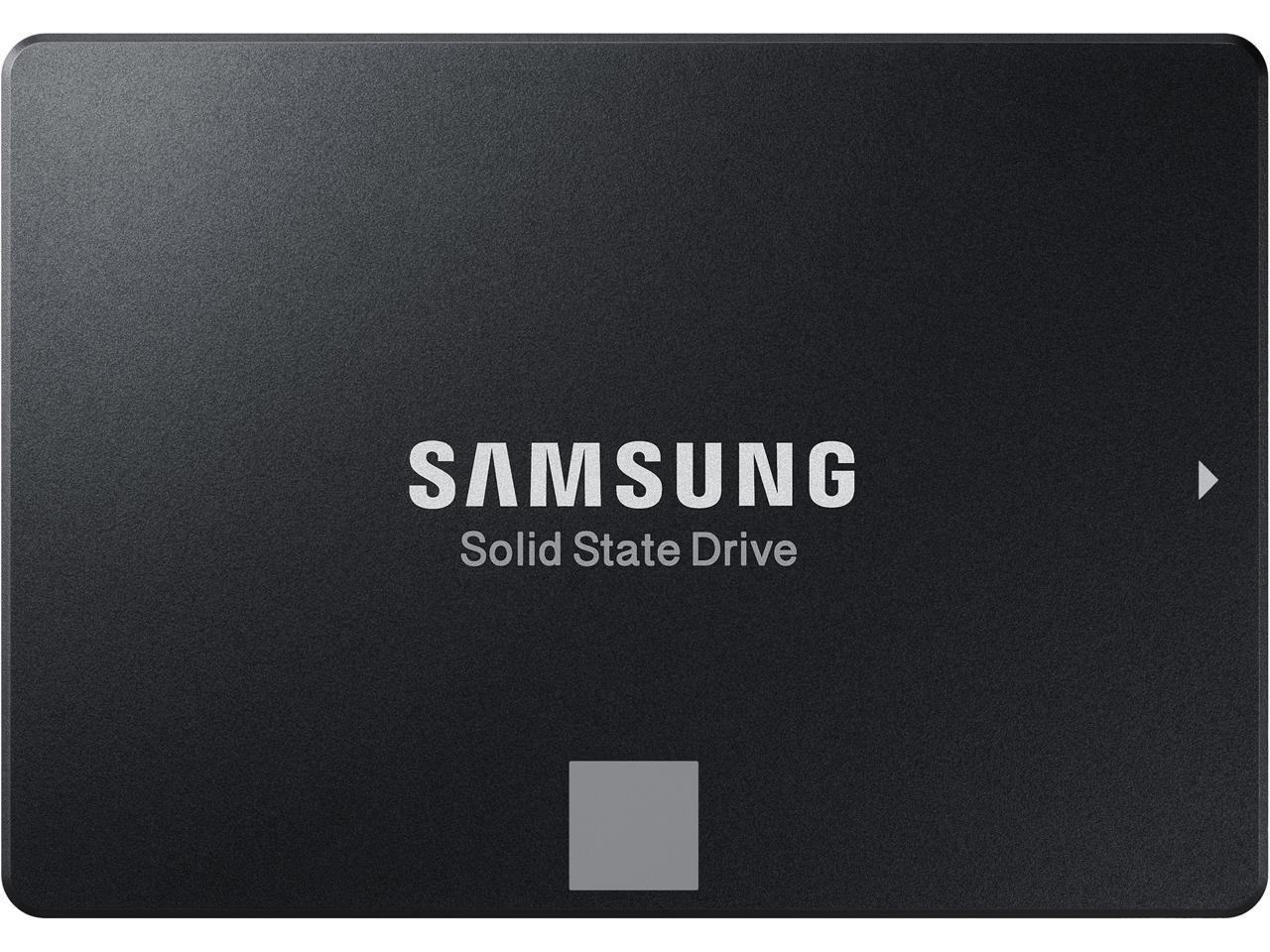 "SAMSUNG 860 EVO Series 2.5"" 1TB SATA III V-NAND Internal Solid State Drive (SSD) MZ-76E1T0B/AM"