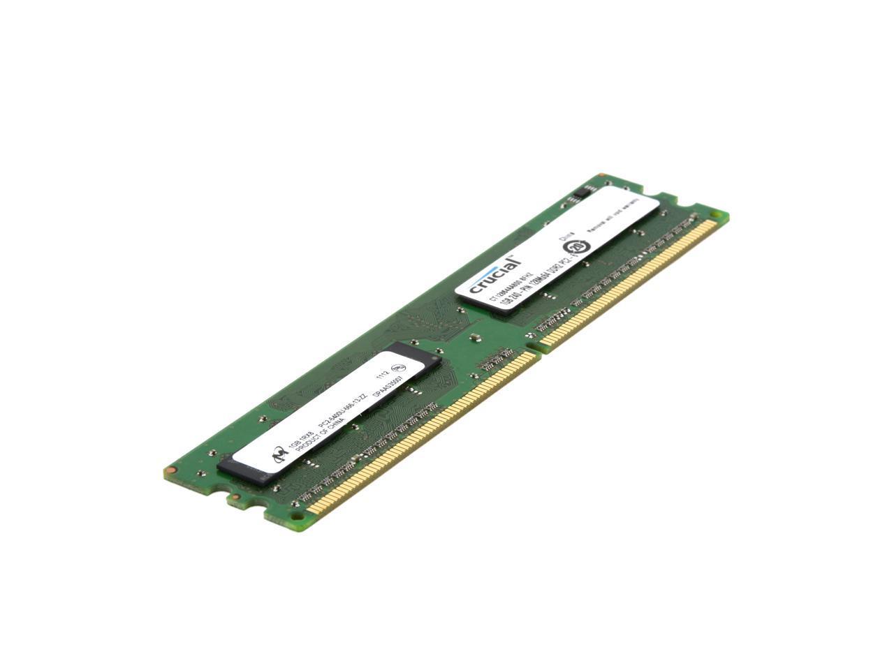 PC2-6400 RAM Memory Upgrade for the Intel IX38 QuadGT Desktop Board 1GB DDR2-800