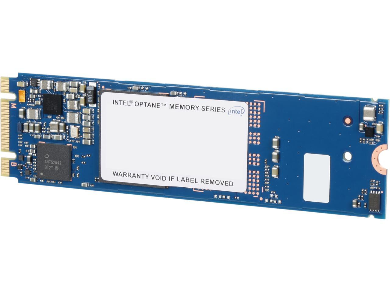 16 GB Intel MEMPEK1J016GAD Intel Optane Solid State Drive M.2 PCIE NVME 3.0 X2 Renewed