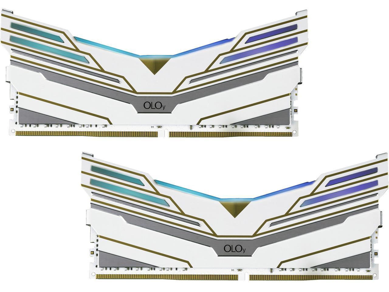 OLOy WarHawk RGB 16GB (2 x 8GB) 288-Pin DDR4 SDRAM 3600 DDR4 ND4U0836165BCWDX