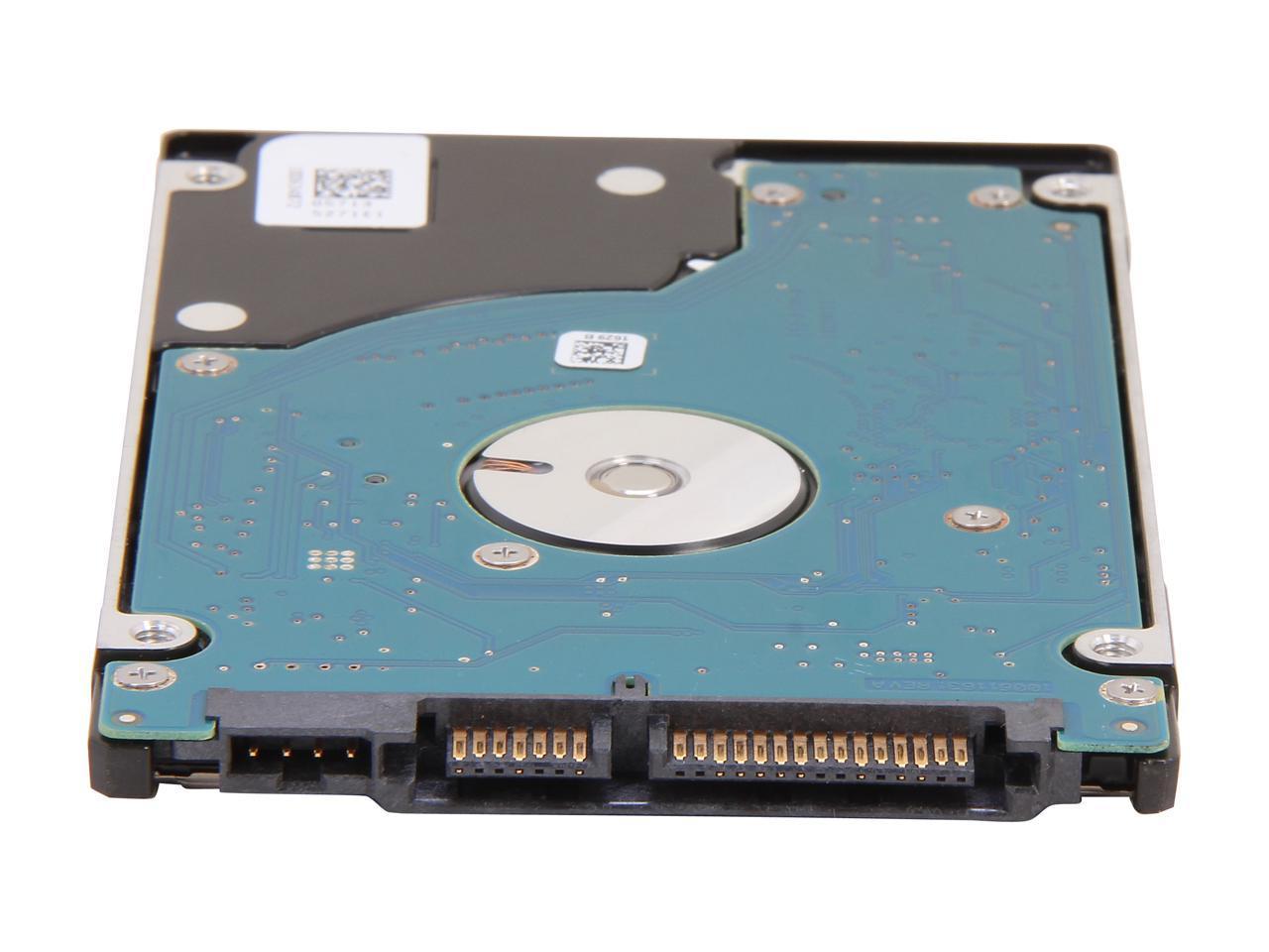 Seagate Momentus Thin - 320GB Harddisk - 320 GB - 2.5
