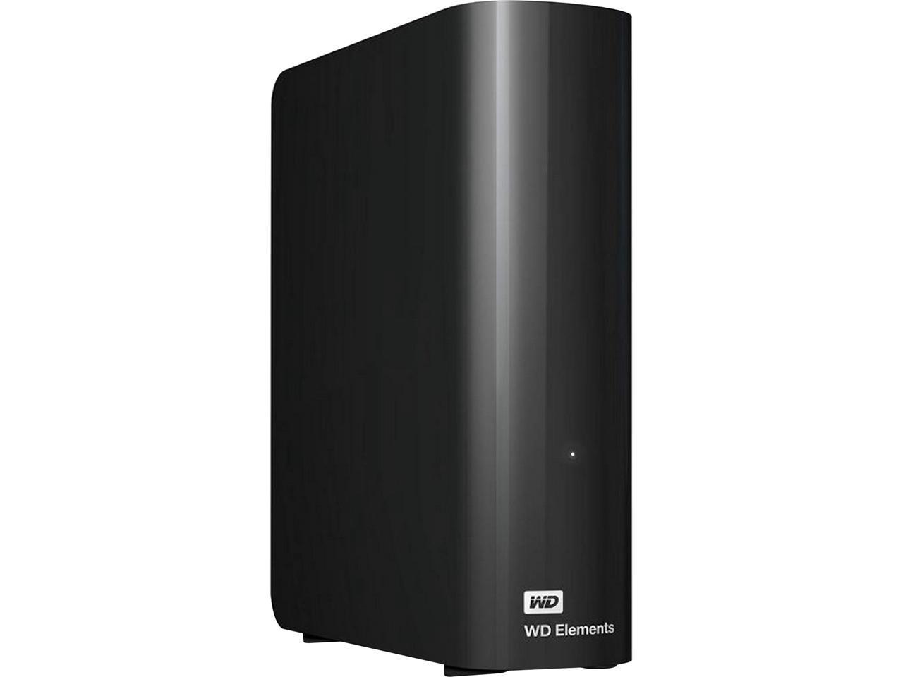 Newegg: WD Elements 14TB USB 3.0, Micro-B Desktop Hard Drive @ 9.99 + Free Shipping