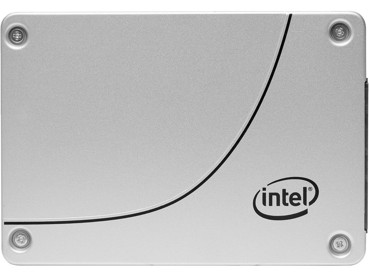 Intel SSD DC S3520 Series (960GB, 2.5in SATA 6Gb/s, 3D1, MLC) 7mm Generic  Single Pack - Newegg.com