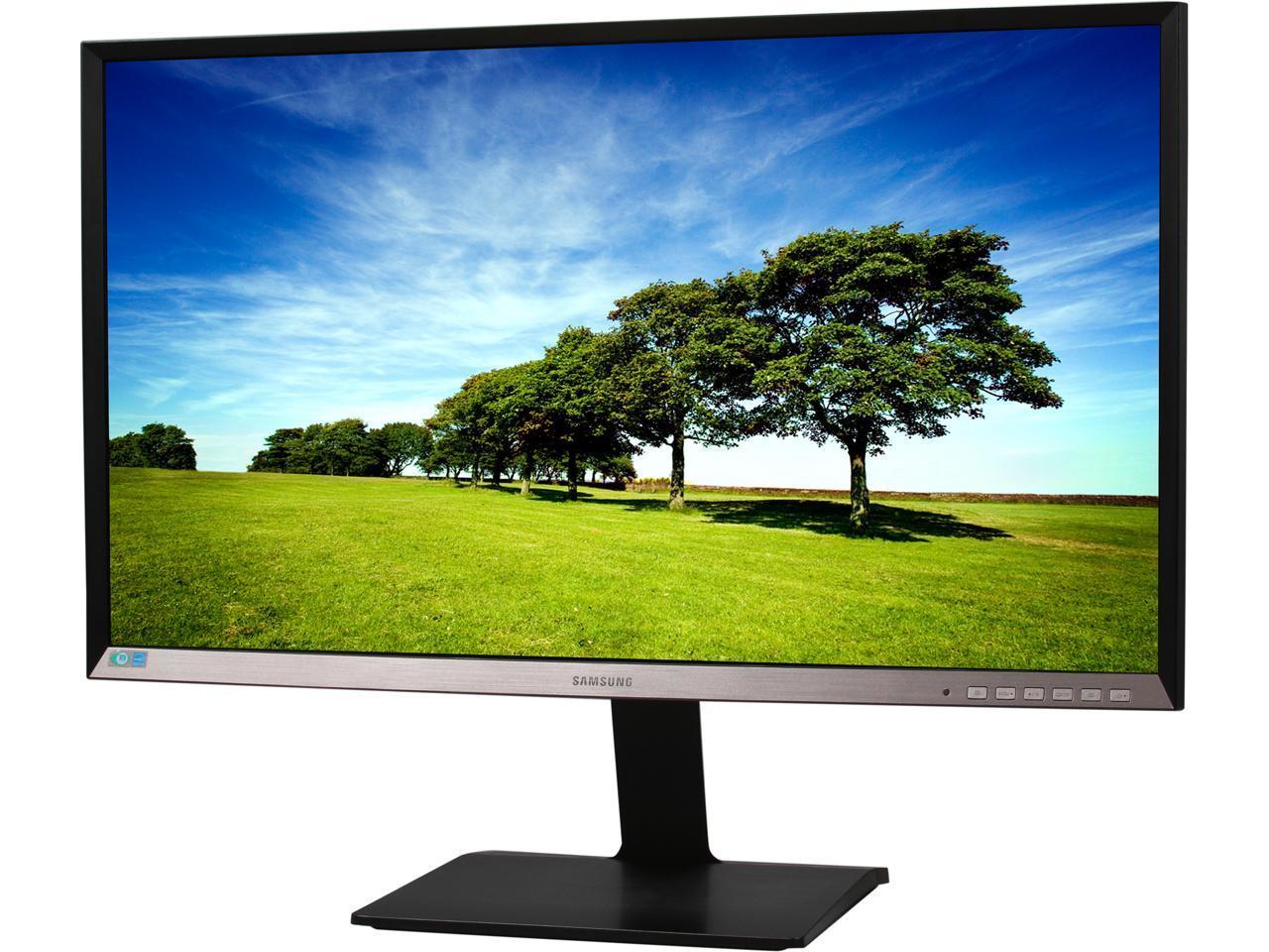 SAMSUNG S32D850T 32 inch (2560 x 1440) WQHD Dual HDMI Widescreen LED Backlight LCD Monitor