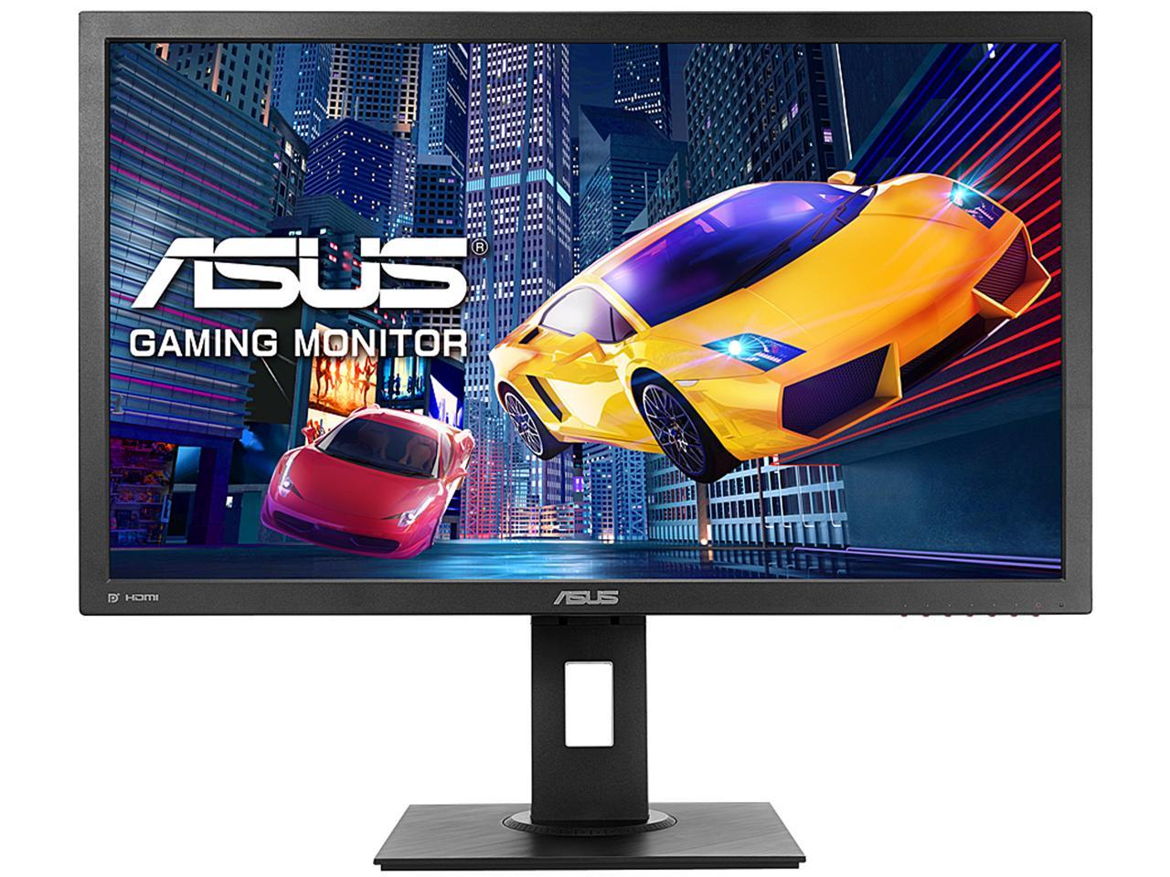 "ASUS 27"" Full HD 75Hz 1ms FreeSync Gaming Monitor w/ Display Port, ASUS Eye Care Ultra Low-Blue Light and Flicker-Free Technology"
