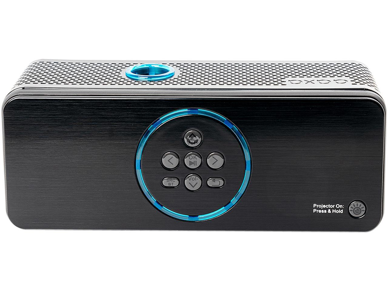 AAXA BP1 Bluetooth Speaker Mini Projector
