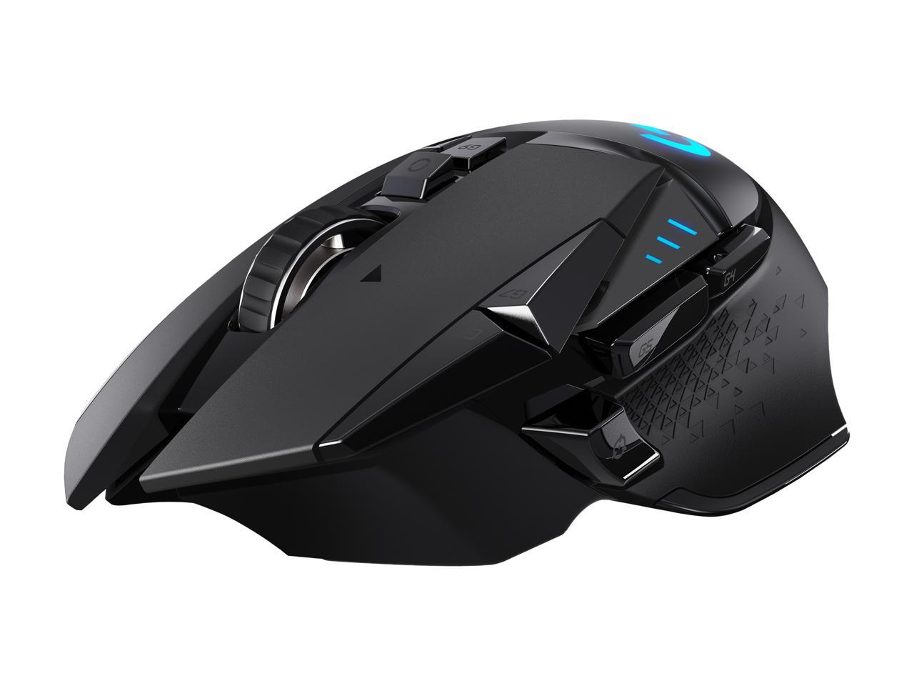 Logitech G502 Lightspeed Wireless Gaming Mouse 910-005565