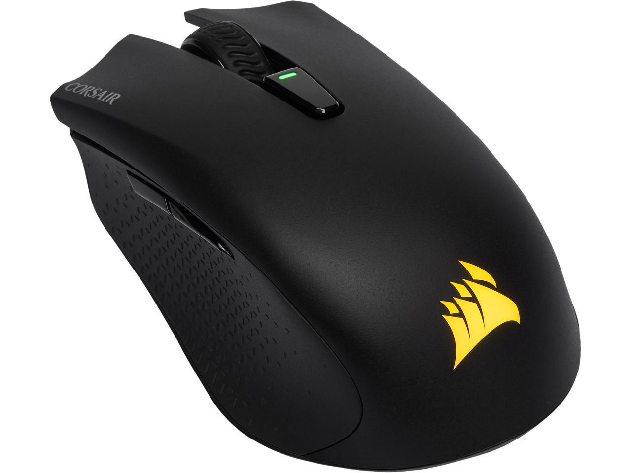 Macro Definition Game Mouse 9 Button Can Be Illuminated Up to 6000Dpi High Performance Mouse Home Mouse