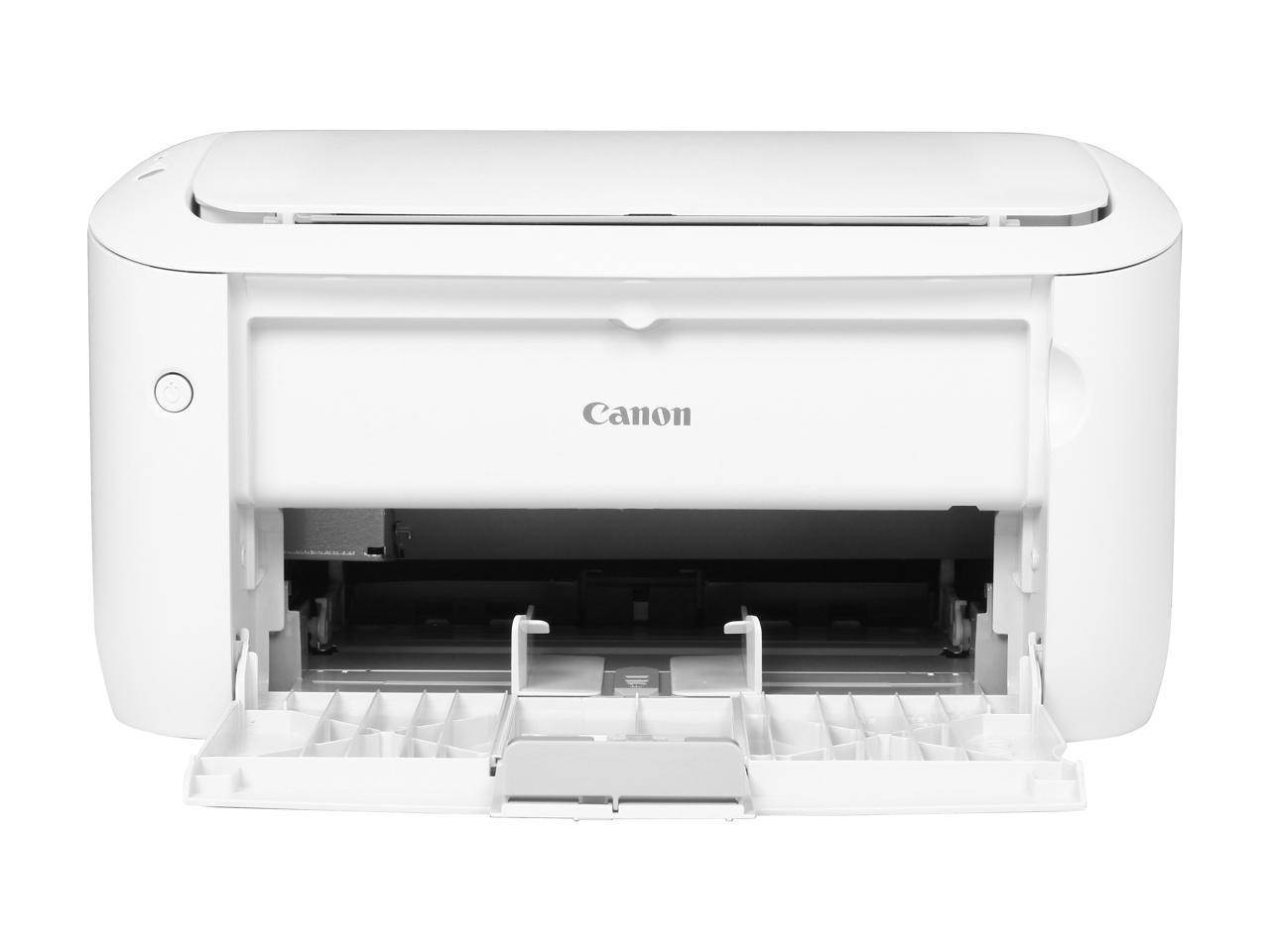 Open Box Canon Imageclass Lbp6000 Monochrome Laser Printer Newegg Com