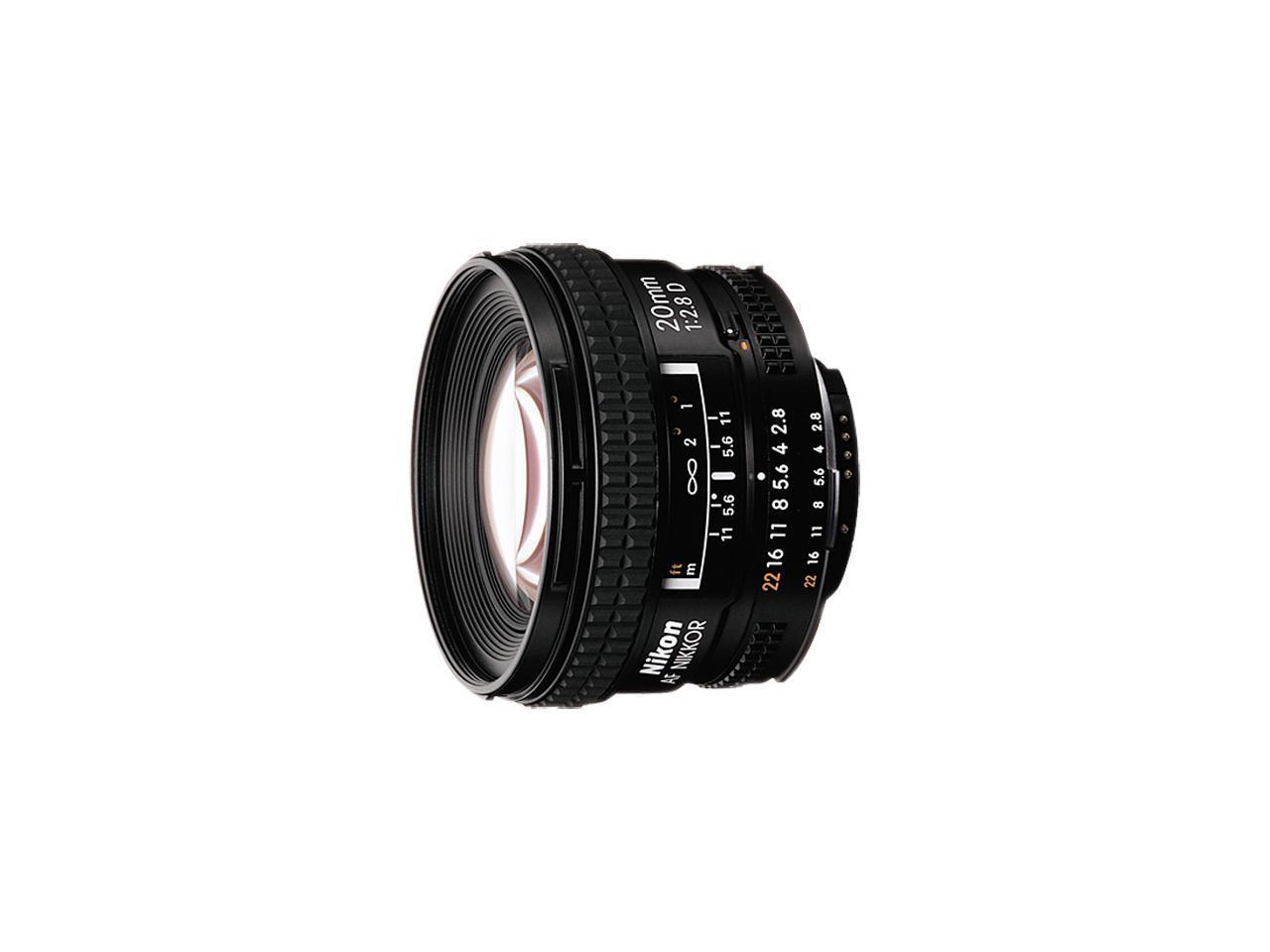 Nikon AF NIKKOR 14mm f/2.8D ED — LensLockers Equipment