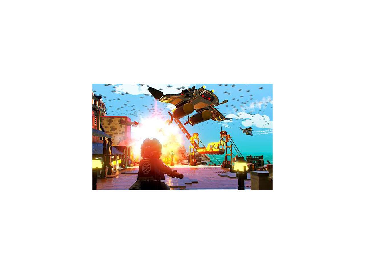 lego ninjago movie video game online game code  newegg