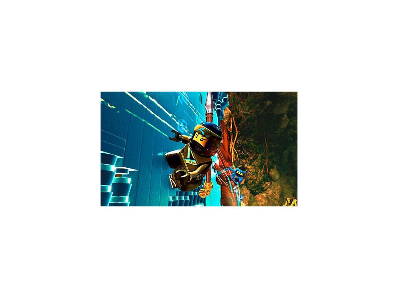 LEGO Ninjago Movie Video Game Xbox One [Digital Code ...
