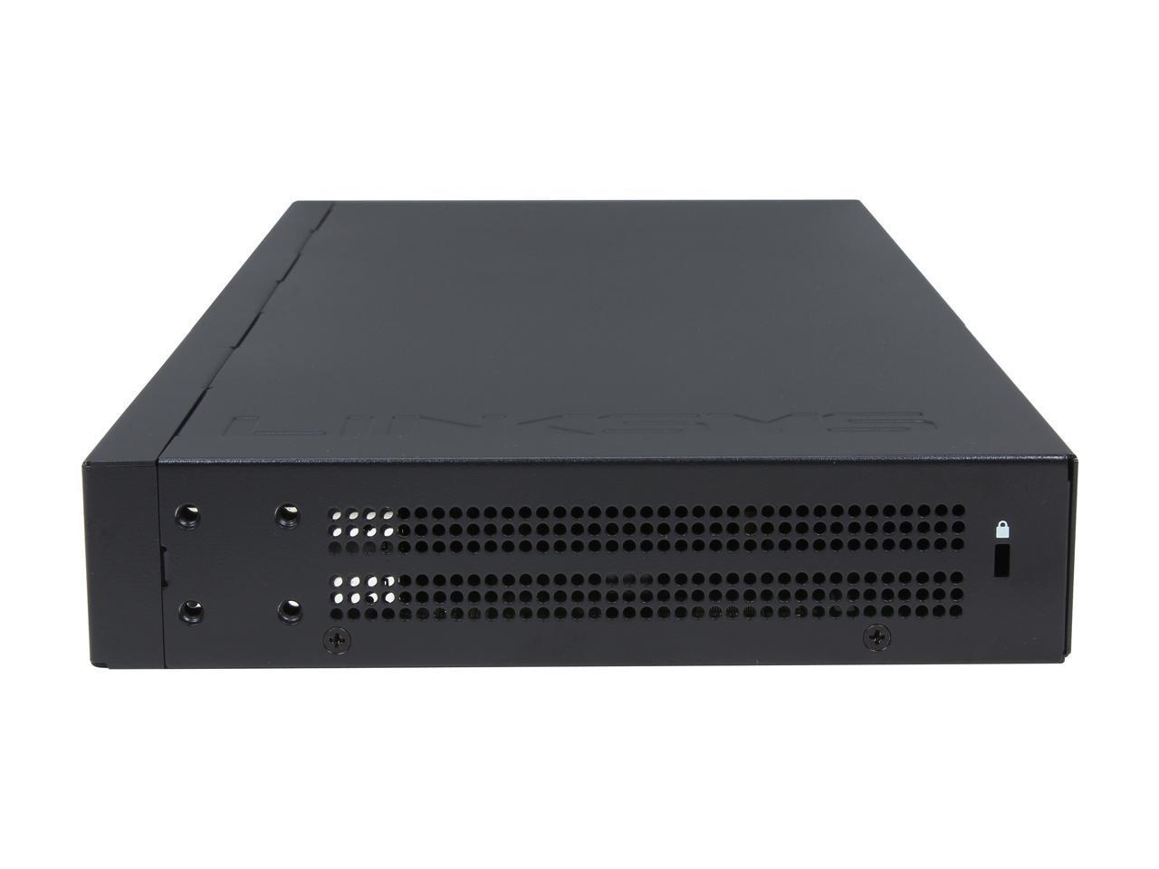 Linksys Lgs326p 26 Port Business Smart Gigabit Poe Switch Newegg Com