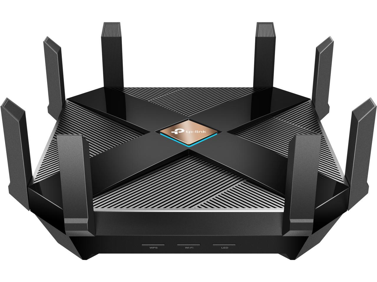 TP-Link Wi-Fi 6 AX6000 8-Stream Smart WiFi Router