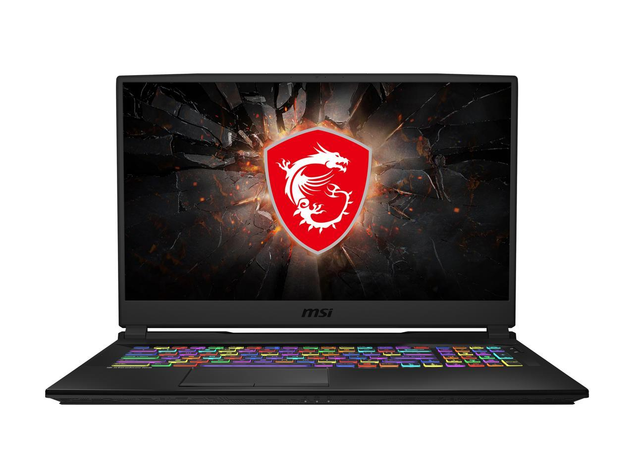"MSI GL75 Leopard 17.3"" Intel Core i7-10750H RTX 2070 16GB DDR4 RAM 1TB HDD + 512GB SSD Gaming Laptop, 10SFK-029"