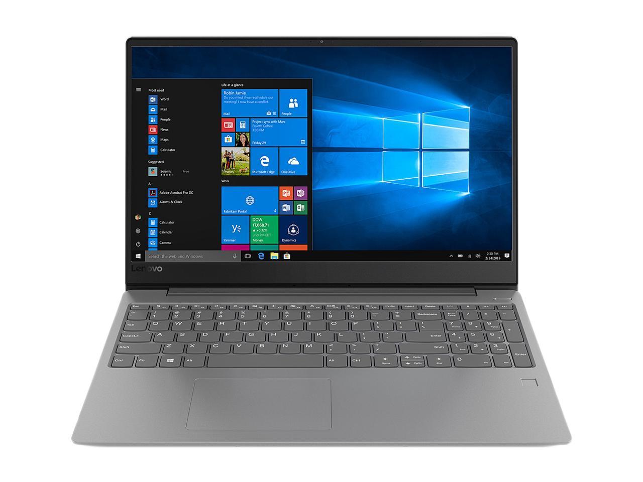 Lenovo Laptop Ideapad 330s 81fb0005us Amd Ryzen 5 2000