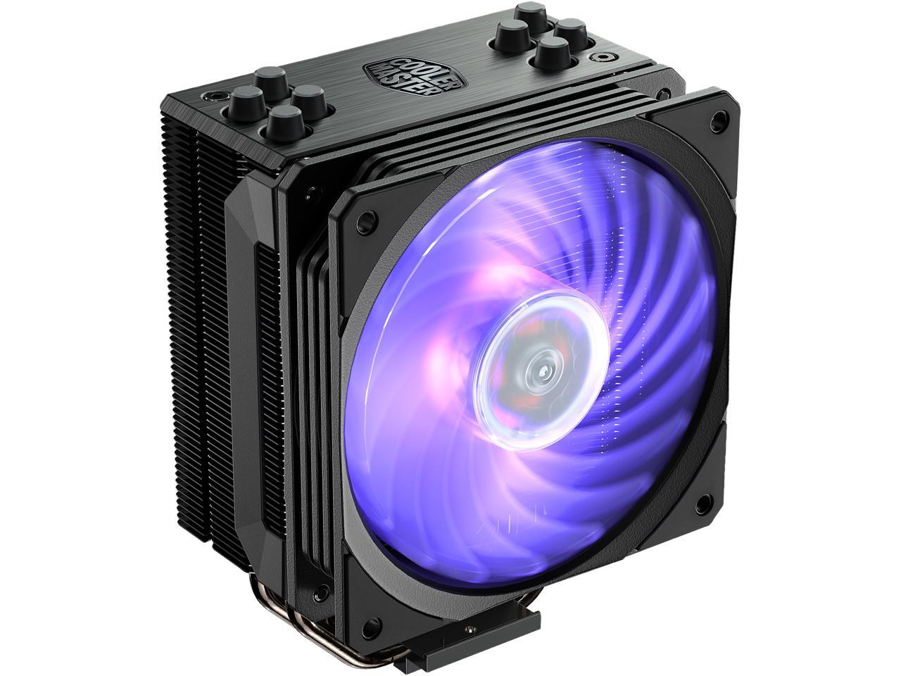 Cooler Master Hyper 212 RGB Black Edition CPU Air Cooler RR-212S-20PC-R1
