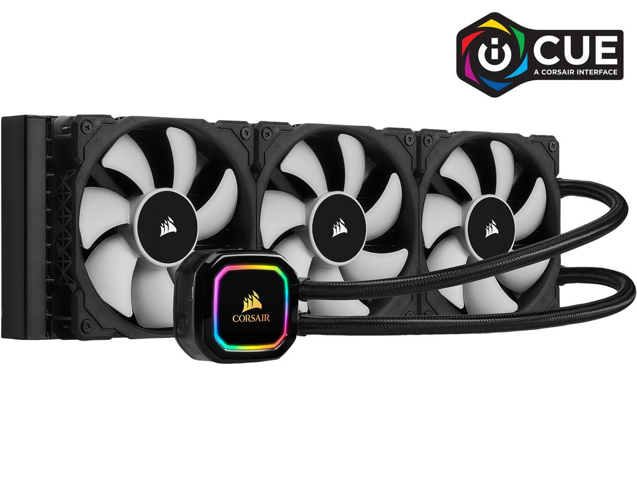 CORSAIR iCUE H150i RGB Pro XT Liquid CPU Cooler CW-9060045-WW